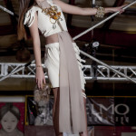 Leonardo D'Almagro styling for Fashion Designer: Geisha by Angelica Sandoval