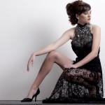 Leonardo D'Almagro styling for Fashion Designer: Geisha by Angelica Sandoval
