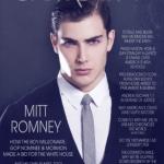 Leonardo D'ALmagro Styling for Charlatan Magazine May 2012