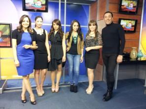 Leonardo D'Almagro Univision Fashion Group Dallas UnivisionDallas