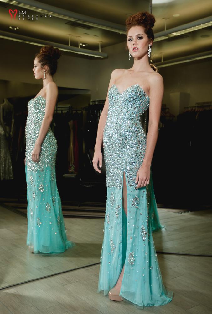 Prom Dress St Thomas Leonardo D'Almagro Prom dresses