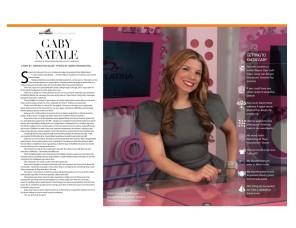 Gabriela Natale Latino Leaders young & Fabulous SuperLatina