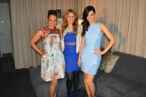 Leonardo D'Almagro Devious Maids Gabriela Natale SuperLatina Lifetime chanel