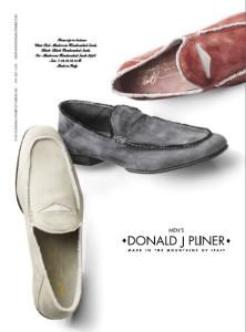 Donald J Pliner Leonardo D'Almagro  Dalmagro