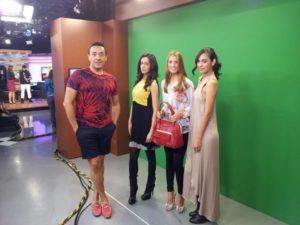 Colombiamoda Univision inxemoda Camilo ALvarez Join'em Leonardo D'Almagro