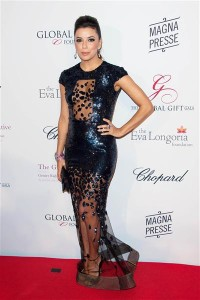 Leonardo D'Almagro - sheer dress - fashion trends - moda - red carpet - lifeasleo