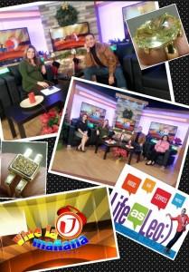 Leonardo D'Almagro Univision Vive La mañana