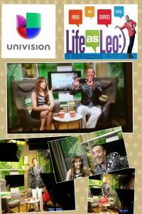 Leonardo-D'Almagro-Univision-Leslie-Montoya-Emmy's-award-winner-Swimwear
