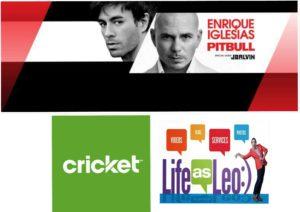 Leonardo-D'Almagro-Enrique-Iglesias-Pitbull-Cricket-Lifeasleo