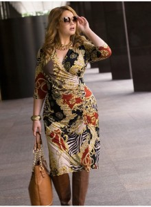 Leonardo-D'Almagro-#LifeAsLeo-Oxigen-Plus-size-Univision-Women-fashion-trends-Enews-dress-3